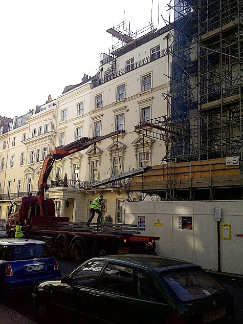 HR Construction UK Ltd - property refurbishment services in Central London