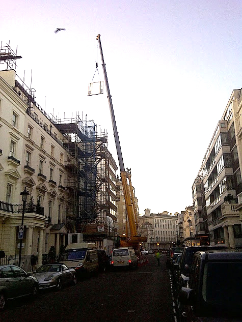 HR Construction UK Ltd - property refurbishment services in Central London